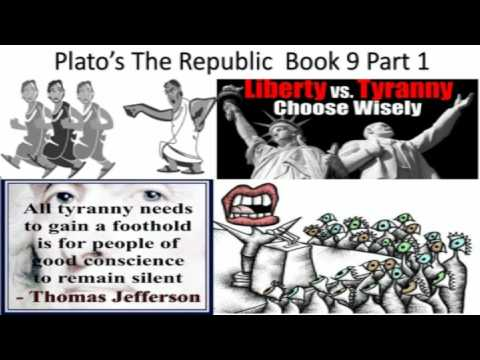 Plato's Republic Book 9 Part 1