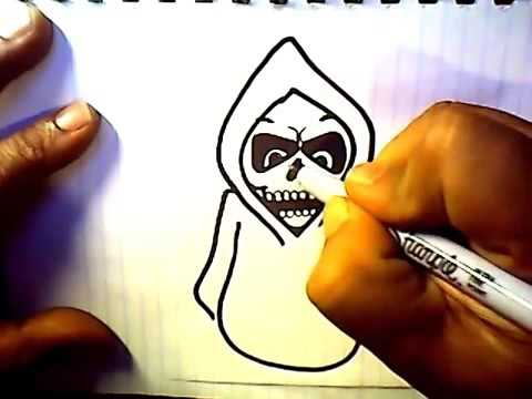 Cara Membuat Graffiti Di Kertas Youtube