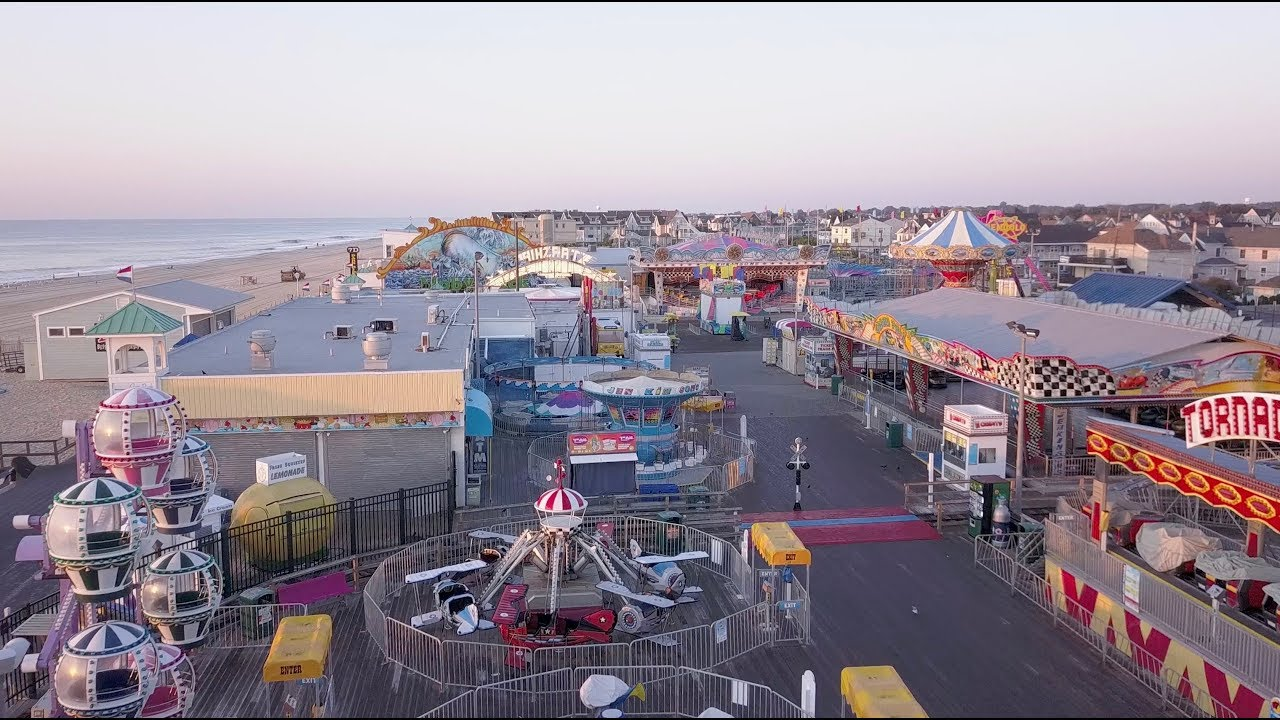 10 Must-Have Gadgets for Architecture Photography Expert Pictures of point pleasant boardwalk