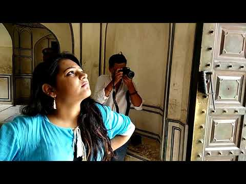 Amer Fort in Jaipur, India - Full Guided Tour exploration Part - 1