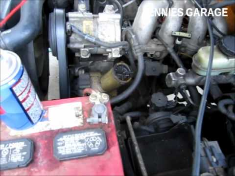 How To Replace A Ford Ranger Fuel Injector In 20 Minutes