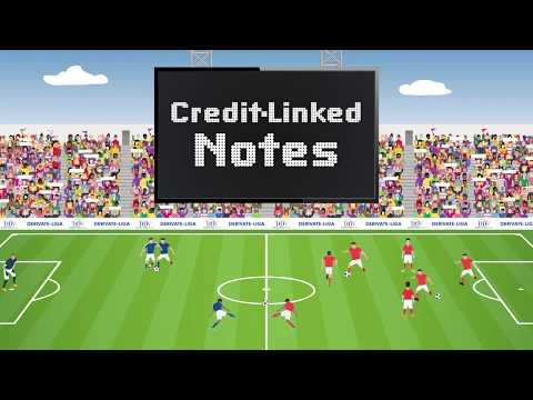 The Derivative League: Credit Links Notes