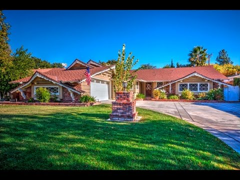 Home For Sale In Newhall CA: 24910 Green Mill Ave