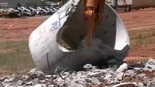 Video still for DII Geith Precision Demolition