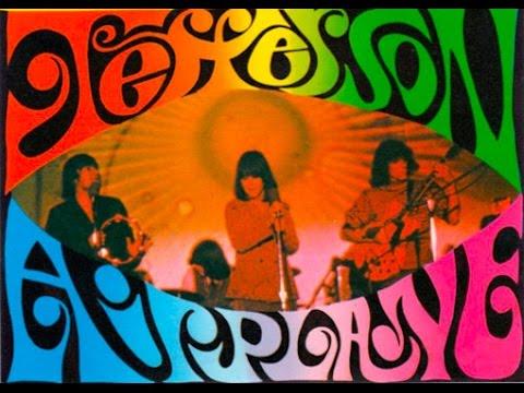 JEFFERSON AIRPLANE  SOMEBODY TO LOVE 1967