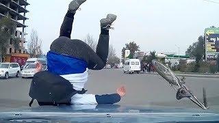 (18+) Best Car Crash DashCam Compilation Russia // USA // Europe