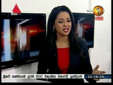 News 1st: Prime Time Sinhala News - 10 PM | (12-12-2017