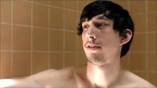 Girls S1E8 Adam pees on Hanna