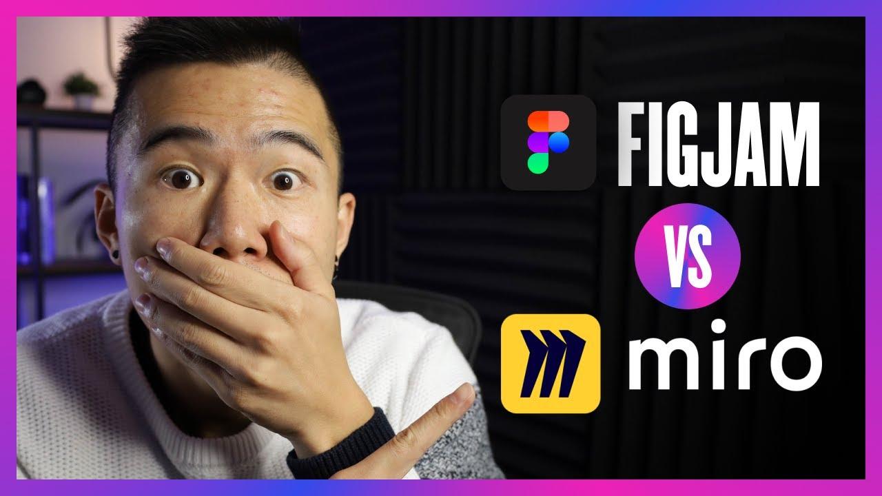 Figma Launches FIGJAM. Goodbye Miro?