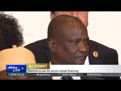 AU Summit: African leaders gather in Addis Ababa to boost development