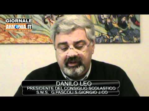 Atti Vandalici Scuola G.Pascoli S. Giorgio 08.03.2012