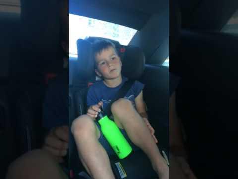 Cute kid sings Ex's and Oh's by Elle King