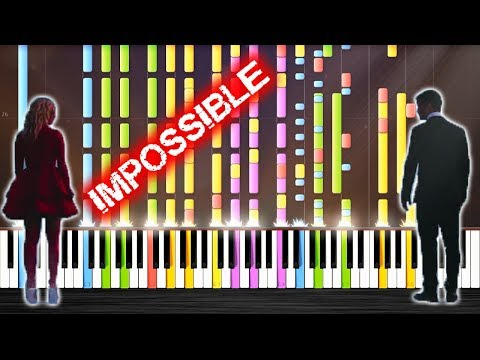 Martin Garrix & Bebe Rexha - In The Name Of Love - IMPOSSIBLE PIANO by PlutaX