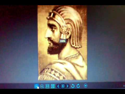 The Black Persians - The Ancient Persians Were Black - YouTube