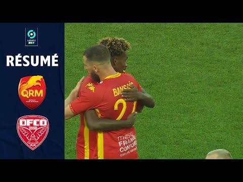 Quevilly Rouen Dijon Goals And Highlights