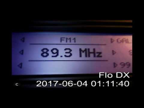 FMDX h 89.3 Federalni Radio Vlasic Bosnia ab 608km short reception