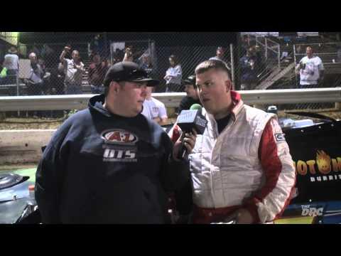 Moler Raceway Park   5.22.15   Fan Night   Brandon Ramsey
