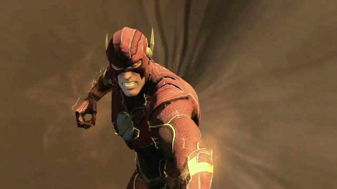 Captain Marvel Shazam Injustice