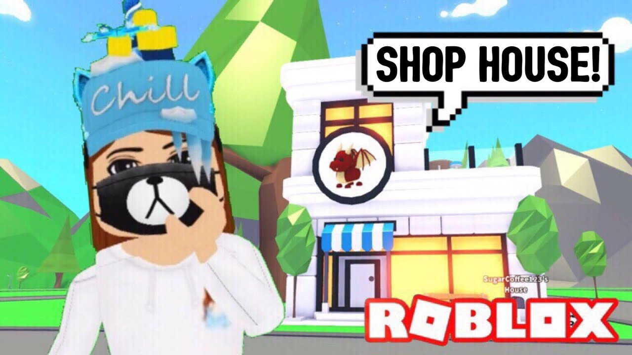 Roblox Adopt Me Pizza House Inside