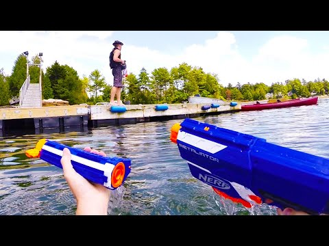 Thumbnail: Nerf War: First Person Shooter 3