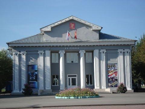 прогулка на велосипеде город Полысаево 2019 30 03