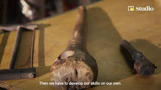 Preserving Preservations - Rattan Craftsman (Episode 1)