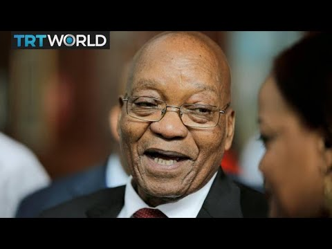 Breaking News: Jacob Zuma resigns as South African president