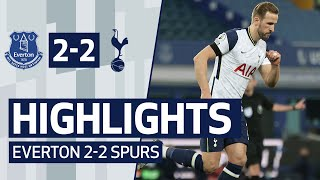 Two unstoppable Harry Kane volleys at Goodison Park! EVERTON 2-2 SPURS | HIGHLIGHTS | Premier League
