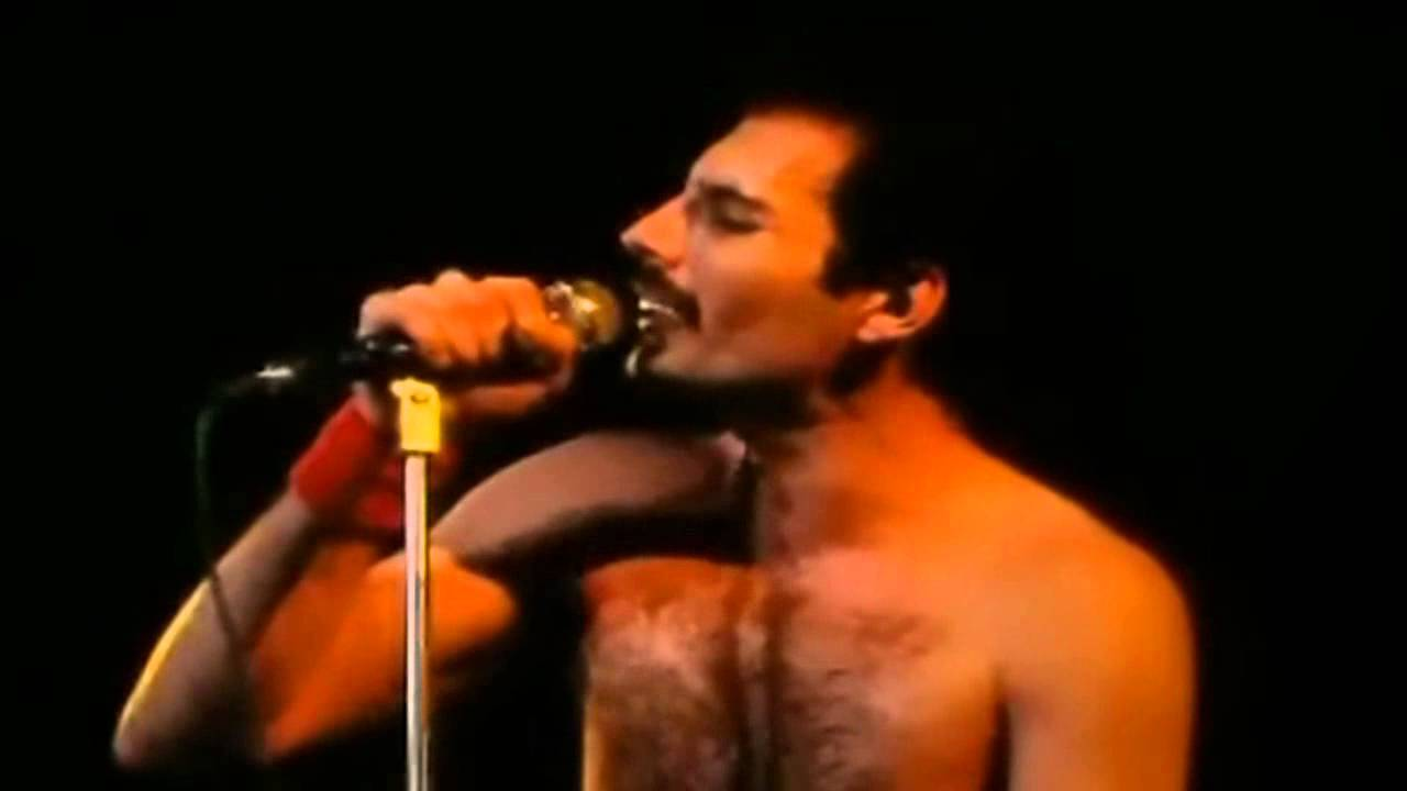 Queen (Freddie Mercury) - Love Of My Life - YouTube