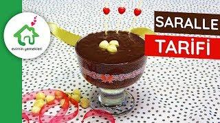 Saralle Tarifi 🍫🍫🍫 - Evde Çikolata Nasıl Yapılır - Tatlı Tarifleri