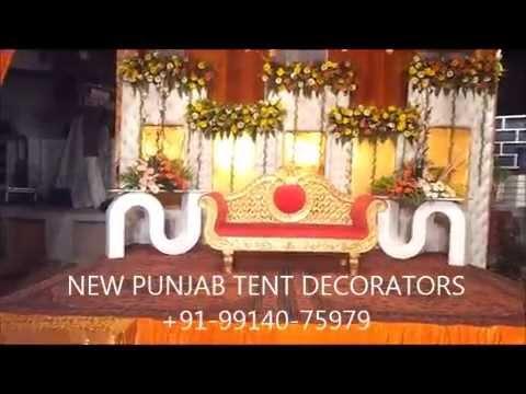 TENT DECORATORS CHANDIGARH +91-99140-75979 NEW PUNJAB TENT DECORATORS -MOHALI-PANCHKULA-INDIA - YouTube & TENT DECORATORS CHANDIGARH +91-99140-75979 NEW PUNJAB TENT ...
