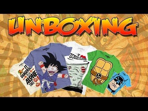 """Unboxing Productos """"Máscara de Látex"""" y Algo Más!"""