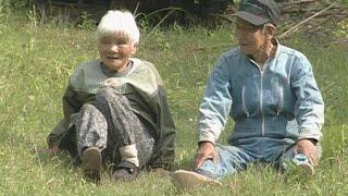 戦災で家を失い自ら切り開いた山で暮らす夫婦とその家族を、25年間、2世...