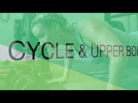 Cycling Class #05 | 30 Minute Arm & Indoor Cycling Workout