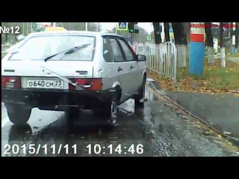 Video avarii dtp proisshestviya za segodnya 12 noyabrya 2015 Car Crash Compilation november