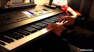 موسيقى بيانو - كل القصايد - عزف - علي الدوخي