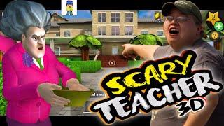 SCARY TEACHER 3D MANDELA EFFECT LESSON