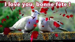 Joyeuse Saint Valentin 2020. Happy Valentine's Day !