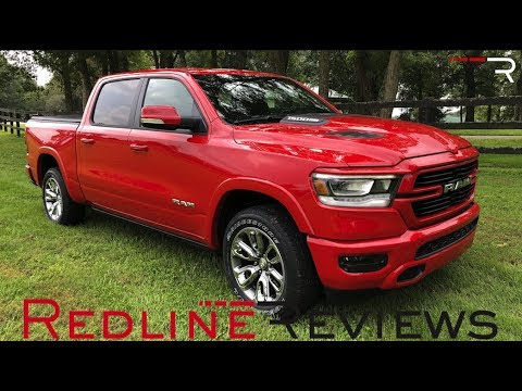 "2019 Ram 1500 V8 eTorque – Please Don't Call It A ""Hybrid"""