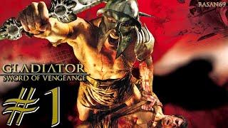 Gladiator - Sword of Vengeance (100%) walkthrough part 1
