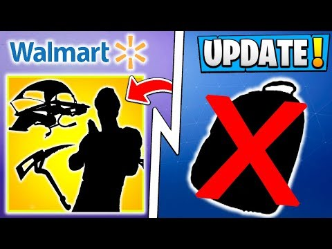 *NEW* Fortnite Update! | Exclusive Bundle, Deleted Item, Map Teleporter!