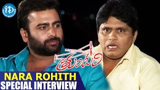 tuntari-movie-nara-rohith-special-interview-with-jabardasth-raghuidream-filmnagar