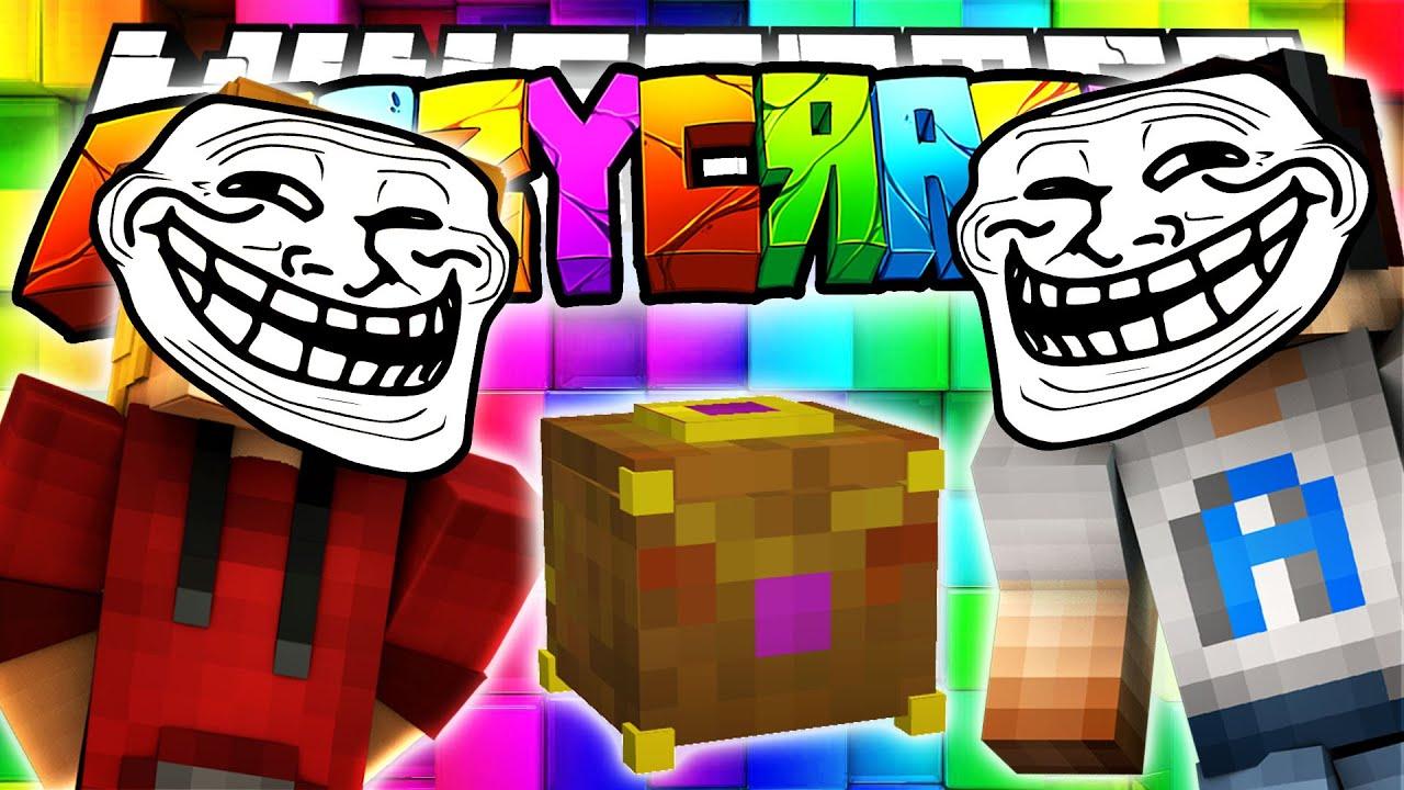 Minecraft crazy craft 3 0 pandora box trolling orespawn for Crazy craft 3 0 server