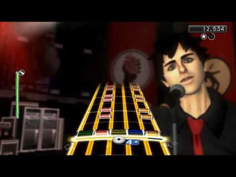 Green Day: Rock Band (Dolphin Emulator Wii) Test Play Asus A455LD
