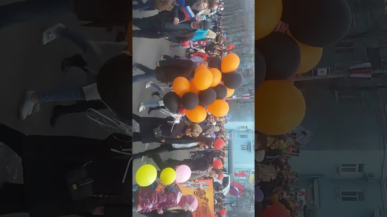 Парад 9 мая 2017 комсомольск на амуре - YouTube