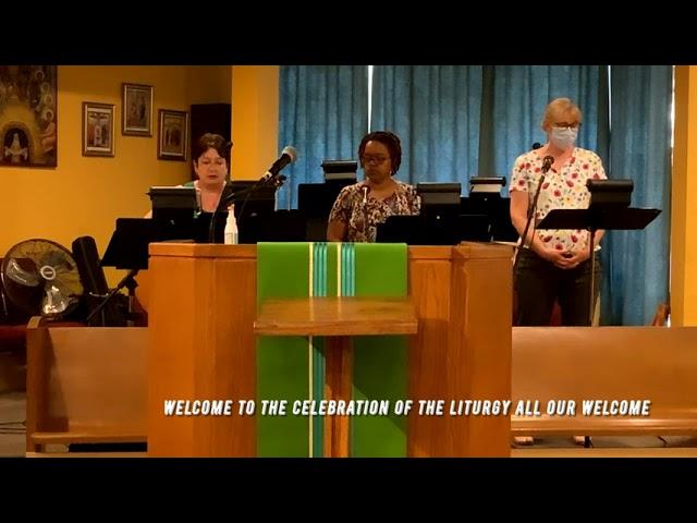 Full Liturgy Twenty Third Sunday OT B