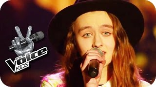 True Colors - Cindy Lauper (Anna) | The Voice Kids 2015 | Halbfinale | SAT.1