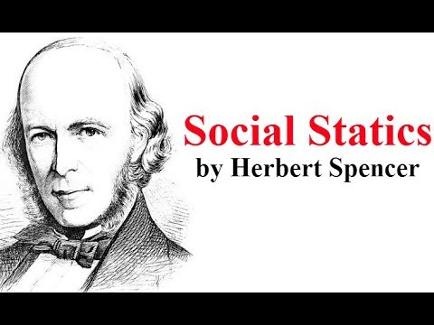 Social Statics (Chapter 21: The Duty of the State, Part 2) by Herbert Spencer