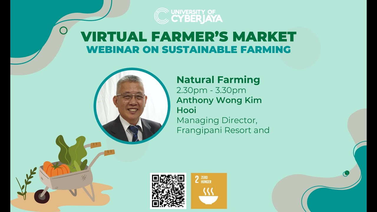 [UoC] Webinar on Sustainable Farming: Natural Farming