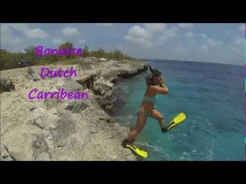 Bonaire Dutch Caribbean Snorkel Vacation 4-2-2013